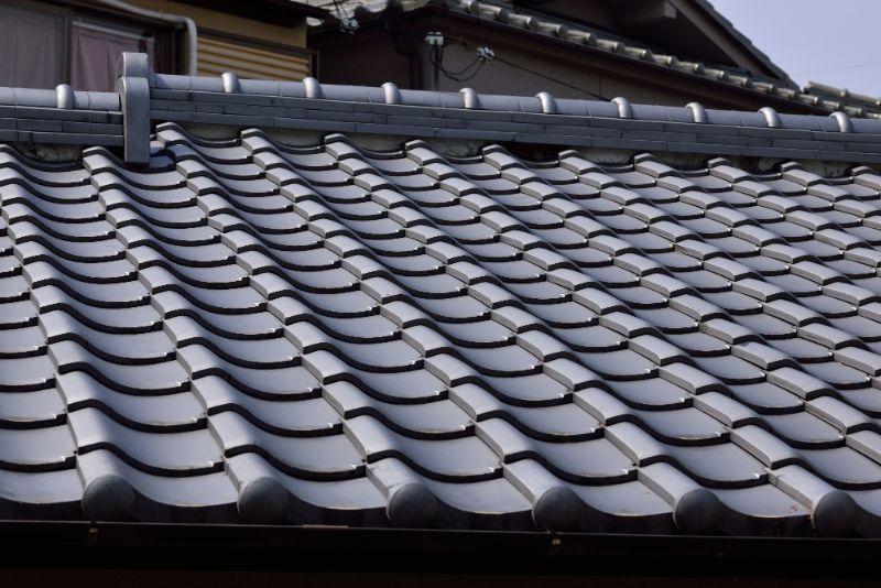 屋根資材の販売