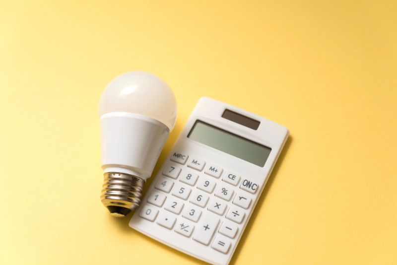 深夜の割安な電気を貯めて使える